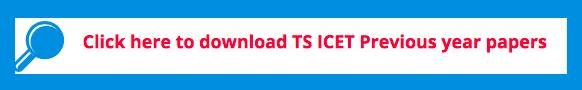 TS ICET Previous year question papers