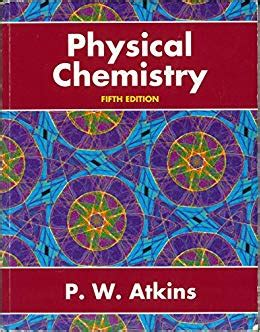 IIT JAM 2019 reference book -Physical Chemistry–Peter W. Atki
