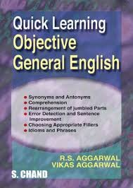 Quick Learning  Objective English