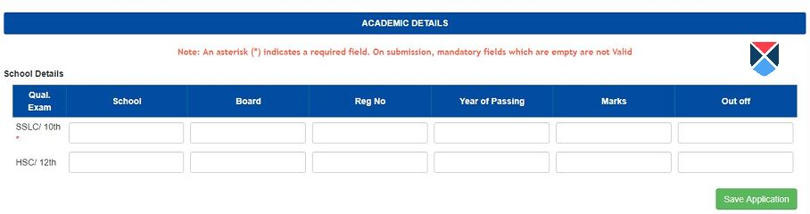 BEEE Application Form Step-5