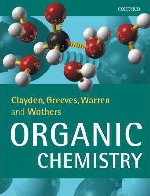 IIT JAM 2019 reference books - Clayden, Greeves, Warner and Wothers