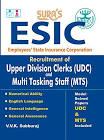 ESIC Preparation Books - Upper Division Clerks and Multi Tasking Staff Recruitment Examination Edition 2012