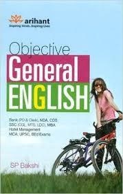 SBI Clerk Objective General English S.P. Bakshi