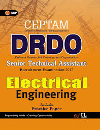 DRDO Senior Technical Assistance Electrical Engineering