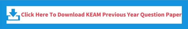 KEAM Previous Year Question Papers