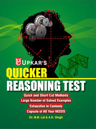 RRB NTPC Quicker Reasoning Test