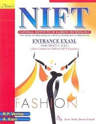 NIFT ENTRANCE EXAMBy Verma