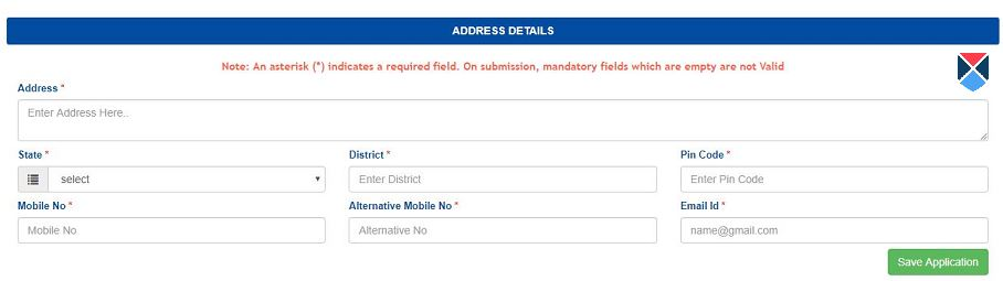 BEEE Application Form Step-4