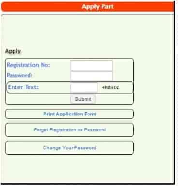 Application Form Last Step