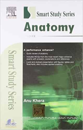 Smart Study Series: Anatomy by Anu Khera