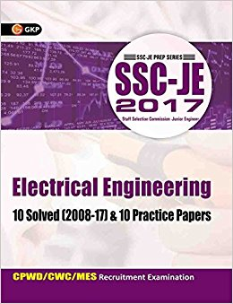 SSC (CPWD/MES) Electrical Engineering10 Solved Papers & 10 Practice Papers for Junior Engineers 2017