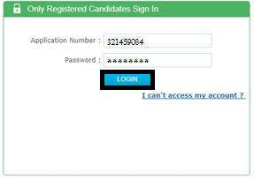 UGC NET Admit Card Login