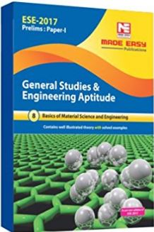 UPSC ESE 2018 Material Science