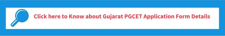 Gujarat PGCET 2019 Application Form