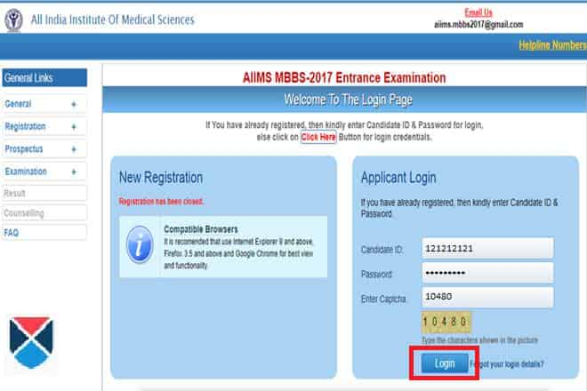 AIIMS MBBS 2018 Results