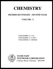 HITSEEE Chemistry Reference book