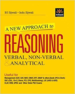 TNPSC Reference Books, A new Approach to Reasoning Verbal, Non-Verbal and Analytical
