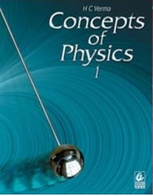 SAAT HC Verma Physics Reference Book