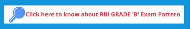 RBI GRADE B exam pattern