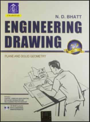 Engineering Drawing By  N.D.Bhatt and Pancha