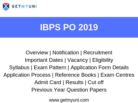 IBPS PO 2019 Overview