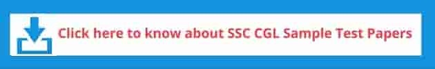 ssc cgl sample papers