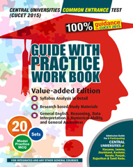CUCET Guide & Practice Work Book
