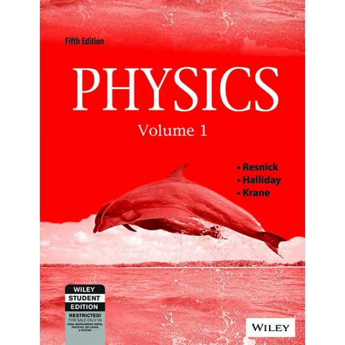 physics vol 1