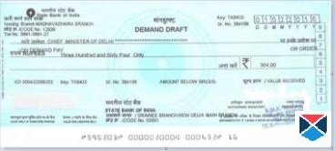 Demand Draft getmyuni