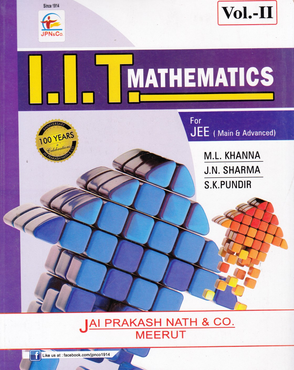 Jee advanced 2018 reference books jprakashmathreferjeemaingetmyuni a practice book of mathematics fandeluxe Choice Image