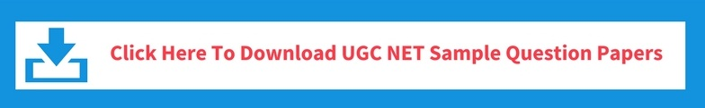 UGC NET Sample Papers