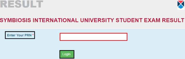 Portal To Entering The PNR No For SET Result