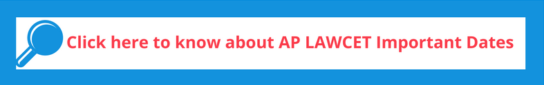 AP LAWCET 2019 Important Dates