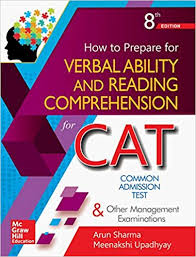Verbal Ability ad reading Comprehension