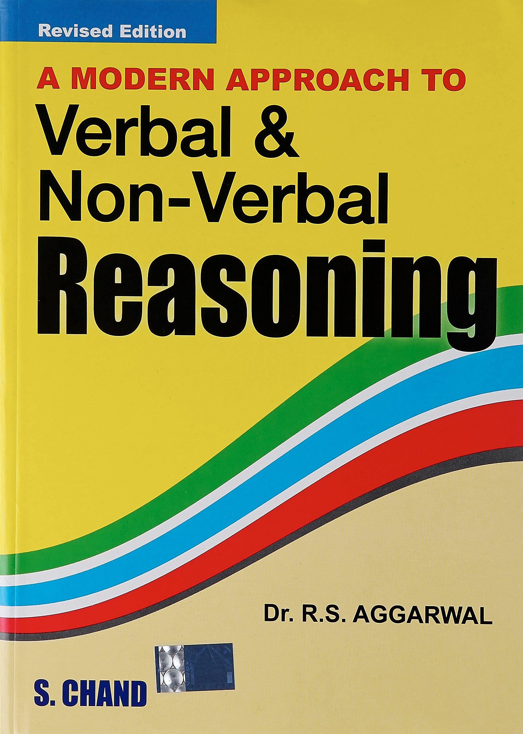 SBI Clerk A Modern Approach to Verbal R.S.Aggarwal