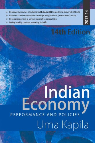Indian Economy: Performance & Policies