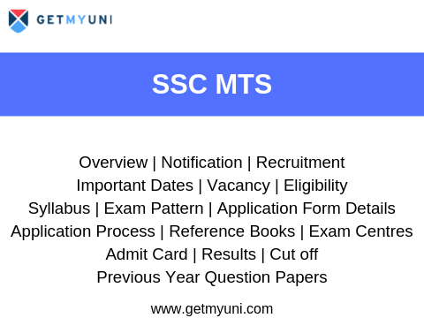 SSC MTS 2019 Result, Rank List, Cut-off, Counselling