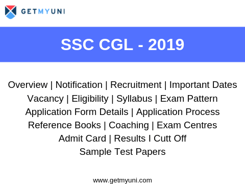 SSC CGL Exam Date, Registration, Vacancy, Exam Pattern, Admit Card, Result