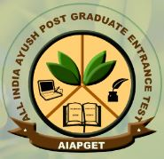 All India Ayush Post Graduate Entrance Test [AIA PGET]