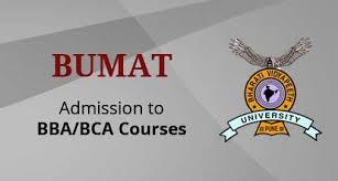 Bharati Vidyapeeth Undergraduate Management Aptitude Test [BVP BUMAT]