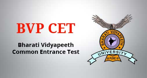 Bharati Vidyapeeth University Common Entrance Test [BVP CET]