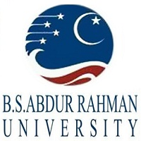 BS Abdur Rahman University Engineering Entrance Exam [BSAUEEE]