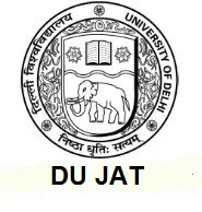 Delhi University Joint Admission Test [DU JAT]