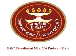 Employee's State Insurance Corporation Recruitment Exam [ESIC]