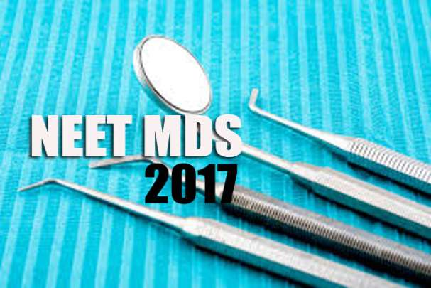 National Eligibility Cum Entrance Test MDS [NEET MDS]