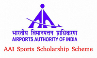 AAI Sports Scholarship Scheme in India