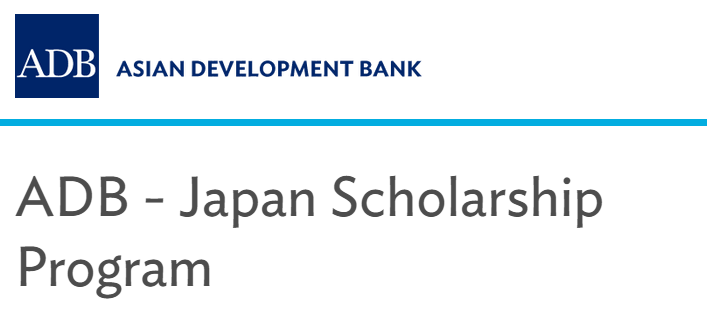 ADB Bank Scholarship for pursuing Post Graduate Studies