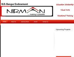 B.D. Bangur Endowment Educational Scholarships for Indian Students
