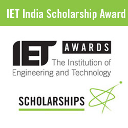 IET India Scholarships (INDIA)