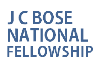 JC Bose National Fellowships
